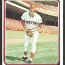 HOUSTON ASTROS JIM CRAWFORD 1974 TOPPS # 279 NR MT