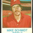 PHILADELPHIA PHILLIES MIKE SCHMIDT 1975 HOSTESS #133