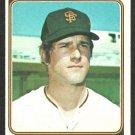 SAN FRANCISCO GIANTS MIKE SADEK 1974 TOPPS # 577 ex/nm