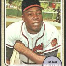 MILWAUKEE BRAVES TOMMIE AARON 1968 TOPPS # 394
