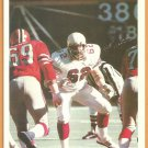 ST LOUIS CARDINALS KEITH WORTMAN 1980 MARKETCOM POSTER CARD #19