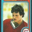 MONTREAL CANADIENS MARK NAPIER 1979 TOPPS # 222 ex mt