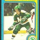 MINNESOTA NORTH STARS TIM YOUNG 1979 TOPPS # 36 ex/nm