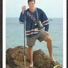 NEW YORK RANGERS DOUG WEIGHT ROOKIE CARD RC 1991 UPPER DECK # 444