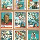 1983 Topps Chicago White Sox Team Lot 24 Harold Baines LaRussa Luzinski Paciorek LeFlore +