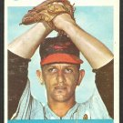 BALTIMORE ORIOLES WES STOCK 1964 TOPPS # 382 VG