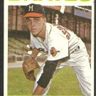 MILWAUKEE BRAVES DAN SCHNEIDER 1964 TOPPS # 351 good