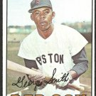 BOSTON RED SOX GEORGE SMITH 1967 TOPPS # 444 ex+/em