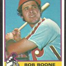 Philadelphia Phillies Bob Boone 1976 Topps Baseball Card # 318 em/nm