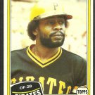 Pittsburgh Pirates Lee Lacy 1981 Topps Baseball Card # 332 nr mt