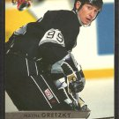 LOS ANGELES KINGS WAYNE GRETZKY 1993 FLEER ULTRA # 114