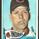 CLEVELAND INDIANS JOHN ROMANO 1965 TOPPS # 17 good