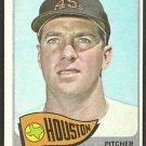 Houston Colt 45s Colts Astros Turk Farrell 1965 Topps Baseball Card # 80 vg