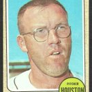 Houston Astros Fred Gladding 1968 Topps Baseball Card # 423 good