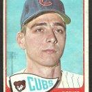 CHICAGO CUBS WAYNE SCHURR 1965 TOPPS # 149 fair/good