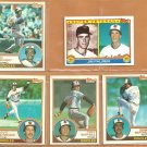 1983 Topps Baltimore Orioles Team Lot 11 Jim Palmer sv Dennis Martinez Al Bumbry Scott McGregor