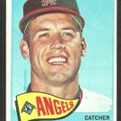 Los Angeles Angels Bob Rodgers 1965 Topps Baseball Card # 342 vg/ex