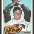 Houston Astros Larry Yeller 1965 Topps Baseball Card # 292 ex
