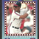 Cleveland Indians Carlos Baerga 1994 Sports Illustrated For Kids Baseball Card # 244