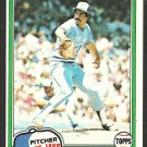 Toronto Blue Jays Paul Mirabella 1981 Topps Baseball Card # 382 nr mt