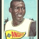 Los Angeles Angels Julio Gotay 1965 Topps Baseball Card # 552 good