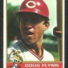 Cincinnati Reds Doug Flynn 1976 Topps Baseball Card # 518 ex/em