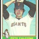 San Francisco Giants Pete Falcone 1976 Topps Baseball Card # 524 vg