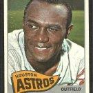 Houston Astros Joe Gaines 1965 Topps Baseball Card # 594 g/vg