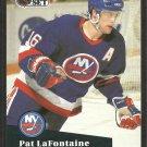 New York Islanders Pat LaFontaine 1991 Pro Set Hockey Card # 149