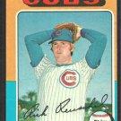 Chicago Cubs Rick Reuschel 1975 Topps Baseball Card # 153 vg