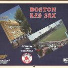 Boston Red Sox 1988 Calendar Roger Clemens Jim Rice Wade Boggs Dwight Evans Ellis Burks Lee Smith