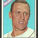 Atlanta Braves Tony Cloninger 1966 Topps Baseball Card # 10 vg/ex