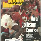 1992 Sports Illustrated Chicago Bulls Michael Jordan Kentucky Derby Penguins Mario Lemieux