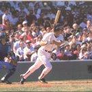 Boston Red Sox Wade Boggs Original 1988 Pinup Photo