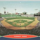 Boston Red Sox Fenway Park Game Action 2006 Pinup Photo