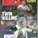 1987 Sports Illustrated Minnesota Twins Detroit Tigers Sooners IBF Boxing NFL Strike Horse Racing