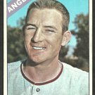 Los Angeles Angels Aubrey Gatewood 1966 Topps Baseball Card # 42 ex