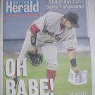 Boston Red Sox Manny Ramirez 2003 ALCS Newspaper Poster