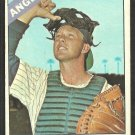 California Angels Merritt Ranew Sold Line Variation 1966 Topps Baseball Card # 62a good