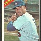 Los Angeles Dodgers Jim Lefebvre 1966 Topps Baseball Card # 57 vg