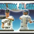 1993 Topps Gold All Stars Insert #405 Seattle Mariners Ken Griffey Pittsburgh Pirates Andy Van Slyke