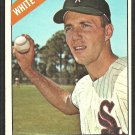 Chicago White Sox Al Weis 1966 Topps Baseball Card # 68 vg