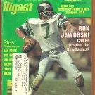 1978 Football Digest Philadelphia Eagles Washington Redskins Green Bay Packers Minnesota Vikings