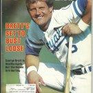 1984 Sports Illustrated Kansas City Royals George Brett USFL L.A Express Horse Racing Pac 10
