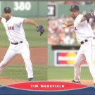 Boston Red Sox Tim Wakefield 2006 Pinup Photo