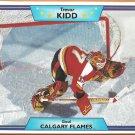 Calgary Flames Trevor Kidd 1995 Pinup Photo