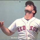 Boston Red Sox Marty Barrett 1989 Pinup Photo