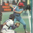 1980 Sports Illustrated Philadelphia Phillies Mike Schmidt Houston Oilers Philadelphia Eagles