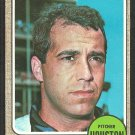 Houston Astros Wade Blasingame 1968 Topps Baseball Card # 507 vg