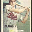 Kansas City Athletics Hal Smith 1957 Topps Baseball Card # 41 ex/em